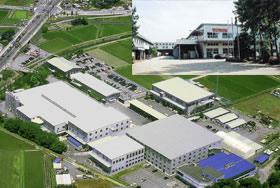 Pabrik dan Kantor Pusat